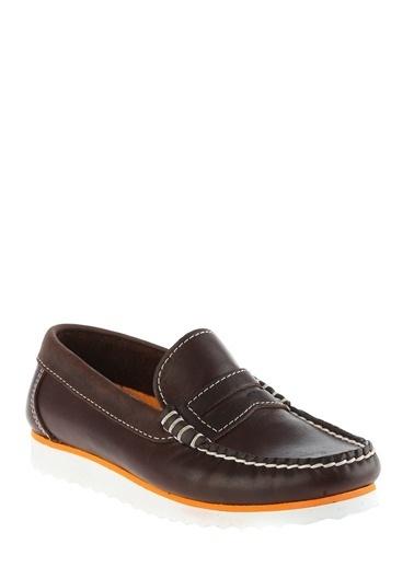 Limon Company Deri Erkek Günlük Ayakkabı Kahve